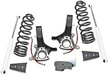 "Maxtrac Dodge Ram 2wd 1500 4.5""-4.5"" Lift Kit 2009+ w/ Shocks"