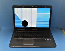 "Dell Inspiron N7010 Intel Core i3-M370 2.4GHz 4GB RAM 500GB 17.3"" CRACKED Laptop"