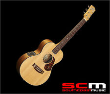 EMS6 MINI MATON ALL SOLID ACOUSTIC ELECTRIC GUITAR WITH HARD CASE FREE DELIVERY