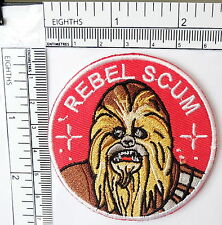 star war embroidered cloth iron on patch for vintage biker backpacks funny mixed