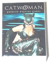 Catwoman - Halle Berry -  Movie 72 card base set by Inkworks in 2004