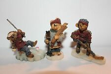 Boyds Village Accessory - Edmund's Hideaway Set of 3 Nib 19505-2