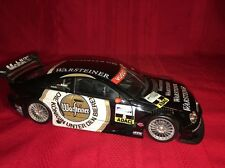 Mercedes-Benz CLK-DTM 2000 Black Warsteiner Maisto GT Racing 1:18 Scale 2000