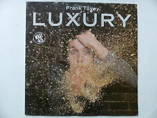 "MAXI 12"" FRANK TOVEY Luxury Remix 312016"