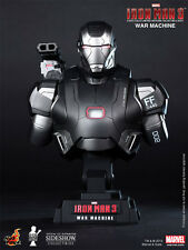 Hot Toys Iron Man 3 - WAR MACHINE 1/4 Scale Collectible Action Figure Bust