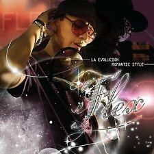 La Evolucion Romantic Style by Flex (CD, Jan-2009, EMI)