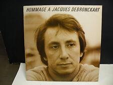 Hommage à JACQUES DEBRONCKART CBS 26407