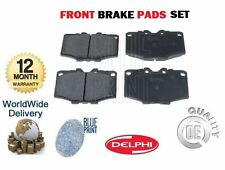 FOR TOYOTA LANDCRUISER 60 4.0D 3980c JH60 2H 1981-1990 FRONT BRAKE DISC PADS SET