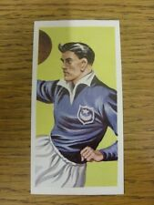 1953 Chix Bubble Gum Card: Series 1 - Portsmouth - Jimmy Dickinson (No 03). Cond