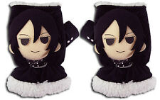*NEW* Black Butler: Sebastian Gloves by GE Animation