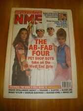 NME 1994 MAY 21 PET SHOP BOYS BEASTIE BOYS BLUR