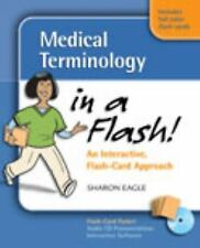 Medical Terminology in a Flash!: An Interactive Flash-Card Approach by Davis, F