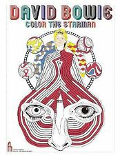 Feral House Coloring Books for Adults: David Bowie : Coloring the Starman by...