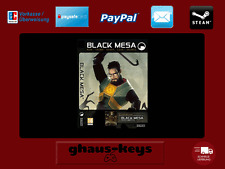 Black Mesa Steam Key Pc Game Download Code Neu Blitzversand