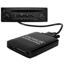 Traffic Espace DMC USB SD AUX Adattatore Interfaccia per Renault Clio Kangoo