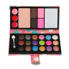 PRO 18 Colors Eye Shadow Cosmetic Makeup Shimmer Matte Eyeshadow Palette Set New