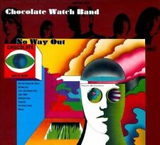 No Way Out [Digipak] by The Chocolate Watchband (CD, 2012, Sundazed)