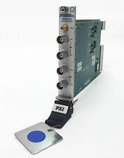 NATIONAL INSTRUMENTS NI PXI-4461 2-INPUT 2-OUTPUT DYNAMIC SIGNAL ANALYZER PXI
