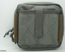 "MSM / TACTICAL TAILOR Organizer Pouch + TWO 5"" Malice Clips / FOLIAGE GREEN"