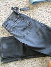 NEW BUFFALO DAVID BITTON DRIVEN X STRAIGHT JEANS MENS 32X32 SANDED  FREE SHIP