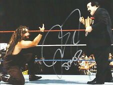 Mick Foley Signed Autographed 8x10 photo Mankind Cactus Jack Proof