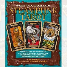 Liz Dean and Bev Speight Collection Victorian Steampunk Tarot Paperback BrandNew