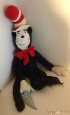 """1983 Coleco CAT IN THE HAT 26"""" Dr Seuss Plush Vintage Stuffed Animal"""