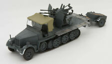CT#43 Flakvierling Sd.Kfz.7/1 With Sd.ah.51 Trailer  -  1:72 - Wargaming - Diora