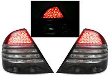 ALL SMOKE W/ CIRCUIT BOARD DEPO 2000-06 MERCEDES W220 S CLASS LED TAIL LIGHT AMG