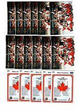 1X WORLD JUNIOR Team CANADA 1992-93 Upper Deck #SP3 Insert NMMT Lots Available