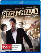ROCKNROLLA BLURAY EDITION AS NEW
