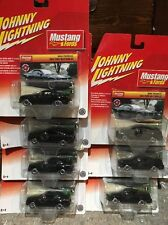 Johnny Lightning 7-pack lot 1:64 2005 Ford Mustang GT