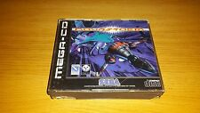 Novastorm-Sega mega cd game-boxed & testé