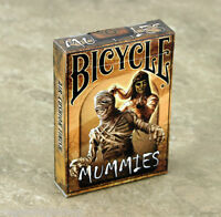 Mummies Deck Bicycle Playing Cards Poker Size USPCC Limited Edition New Sealed