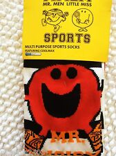 MENS KNEE HIGH MR MEN NOISY QUALITY SKI SKIING FOOTBALL WELLY SPORT BOOT SOCKS