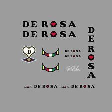 De Rosa Bicycle Decals, Transfers, Stickers n.100