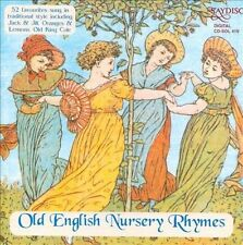 NEW - Old English Nursery Rhymes by VARIOUS ARTISTS