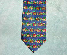 CHRISTMAS GIFTS & BELLS NECK TIE   FREE SHIPPING