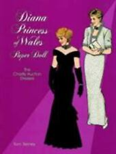 Diana Princess of Wales Paper Doll Vol. 1 : The Charity Auction Dresses by Tom T