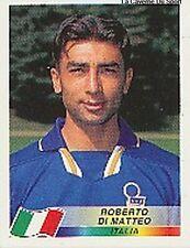 N°096 ROBERTO DI MATTEO ITALIA ITALY PANINI WORLD CUP 1998 STICKER VIGNETTE 98