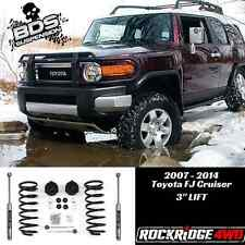 "BDS Suspension 3"" Suspension Lift Kit for 2007 - 2014 Toyota FJ Cruiser USA MADE"