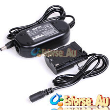 AC Adapter Charger ACK-E6 For Canon EOS 5D Mark II 7D 60D