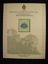 JOHN BULL AUCTION CATALOGUE 2010 THE LION ROCK COLLECTION