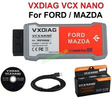 Diagnosis VXDIAG VCX NANO for Ford/Mazda 2 in 1 & IDS V98 Diagnostic Tool HQ !!!