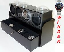 "Genuine ""Boxy"" Brand Quad Brick Automatic Watch Winder System - (4B4)"