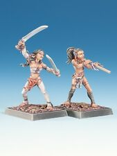 Freebooter`s Fate Chcomeh Matqueh model 2 Amazons metal miniature new