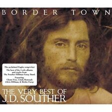Border Town-Very Best Of - J.D Souther (2007, CD NIEUW)