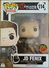 FUNKO POP! GEARS OF WAR 4 JD FENIX LIMITED EDITION GLOW IN DARK VINYL FIGURE