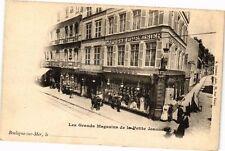 CPA  boulogne - sur - mer .- Les grands magasins de la petite jeanne  (196451)