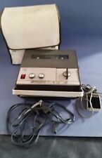 Vintage Sony O Matic TC 900 Reel To Reel Tape Corder (Recorder) with Microphone